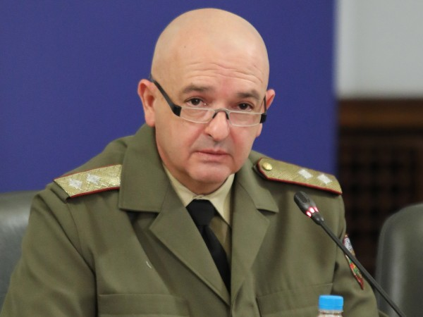 Генерал Венцислав Мутафчийски и Националният оперативен щаб представят най-новата информация
