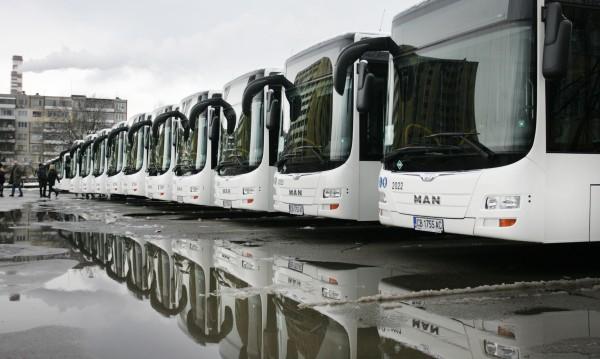 Столичният автотранспорт призовава да се спазват мерките