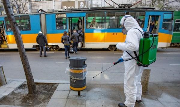 Шофьори от градския транспорт в София са заразени с...