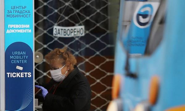 60% от заразените с вируса - в София, тестват шофьорите...