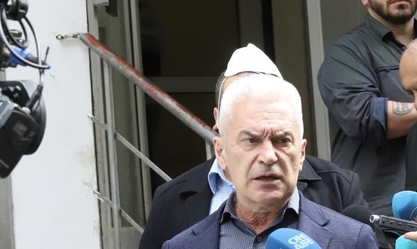 Волен Сидеров с още две обвинения и още една гаранция от 50 хил. лв.