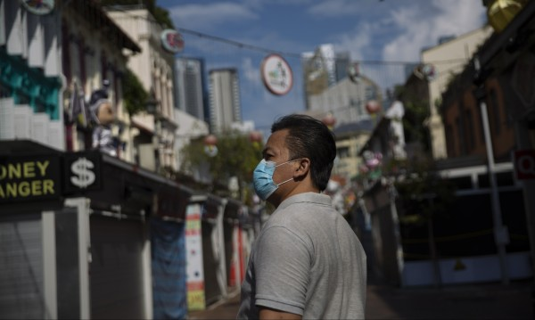 Втора вълна на COVID-19 удари Сингапур