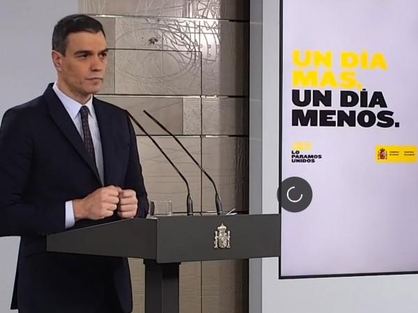 Испанските власти удължиха извънредното положение до 9 май, пише France