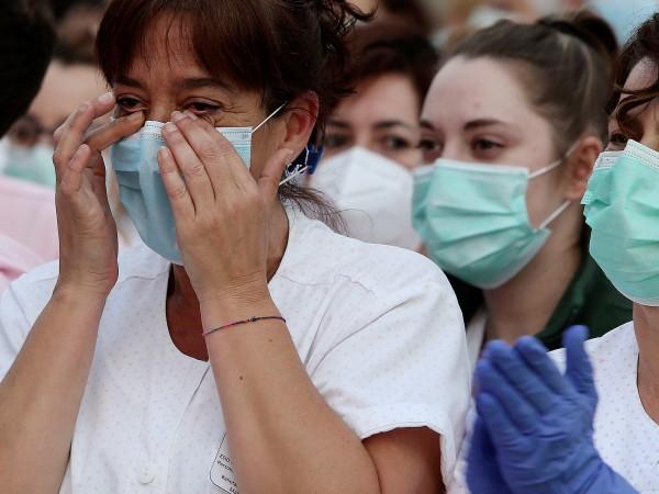 Броят на починалите от коронавируса в британските домове за грижи