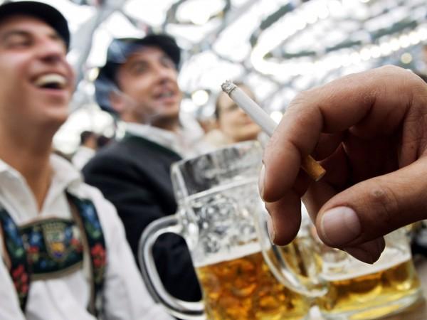 Тазгодишното издание на известния фестивал на бирата Октоберфест, който всяка