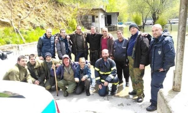 Откриха изгубен в планината мъж от Брацигово