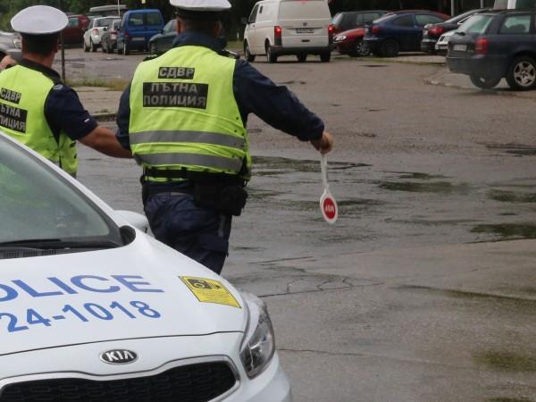 Пиян шофьор катастрофира край Тервел, съобщават от Областната дирекция на