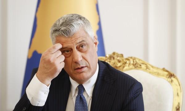 Президентът на Косово Хашим Тачи е бил опериран