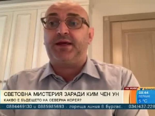 Бившият зам.-министър на външните работи Милен Керемедчиев, посочи пред Bulgaria