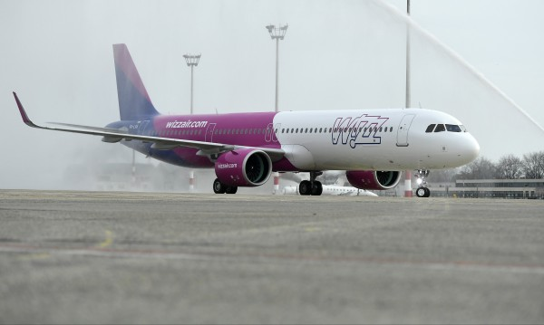 Без полети на Wizz Air от Варна до 3 европейски страни от 1...