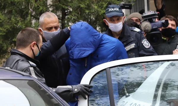 Шофьорът на джипа-убиец Кристиан няма да обжалва ареста си