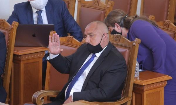 Борисов: Готвим закон с мерките срещу коронавируса без извънредно положение