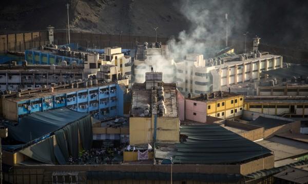Случаи на коровирус предизвикаха бунт в перуански затвор