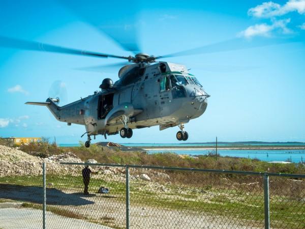 Продължава спасителната операция, свързана с изчезнал патрулиращ хеликоптер на силите