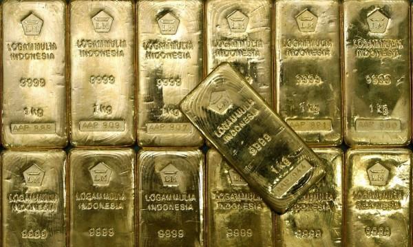 Делът на златото в международните резерви на БНБ расте