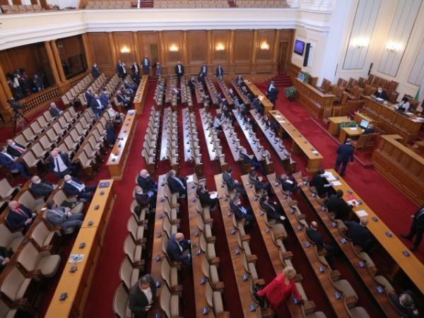 Правителството внесе в деловодството на НС поправките в Закона за