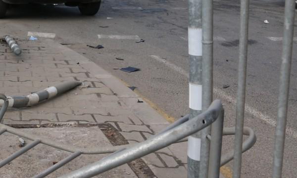 Автобус с военнослужещи и кола се удариха в Сливен