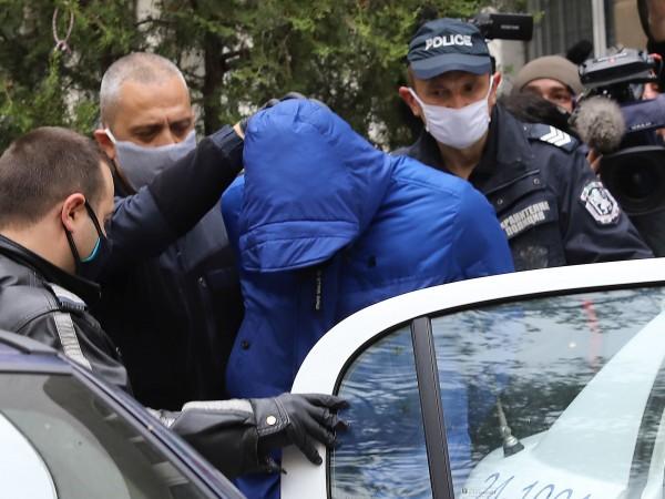 Кристиан Николов, който навръх Великден уби журналиста Милен Цветков при