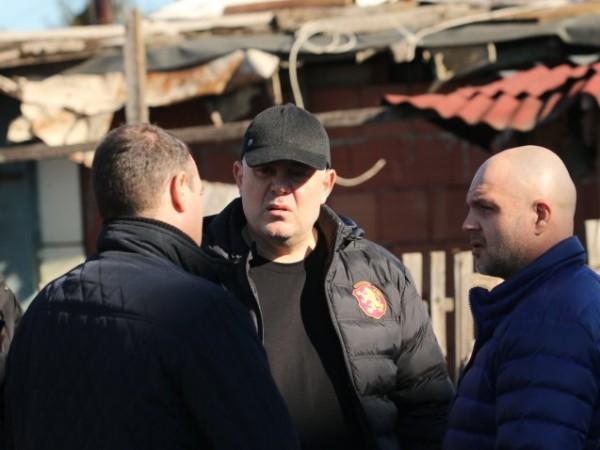 Акция срещу битовата престъпност тече в харманлийското село Браница. На