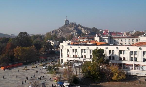 Пловдив с мобилен пункт за събиране на опасни отпадъци
