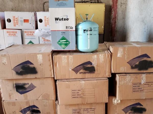 Митничари предотвратиха опит за контрабанден внос на хладилен агент на