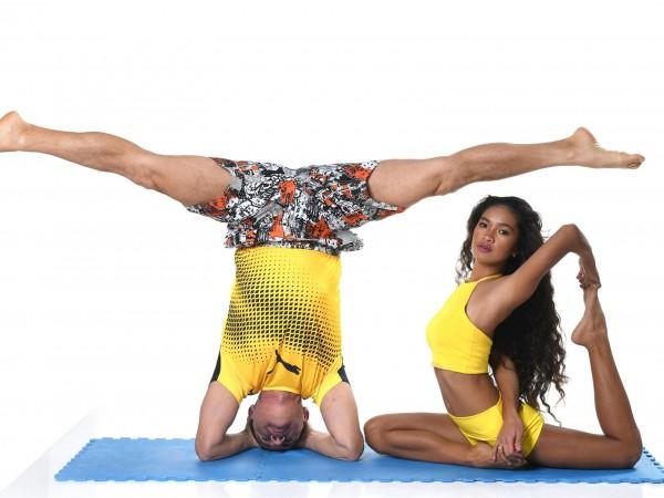 """""""Йога за здраве"""". Така се наричат безплатните уроци, които йога"""