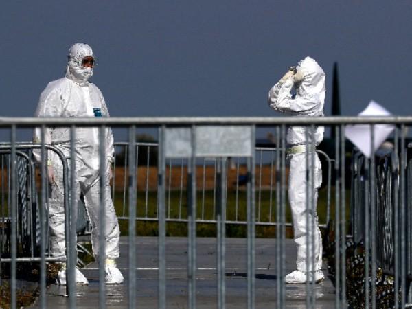 През последното денонощие в Румъния са потвърдени 190 нови случая