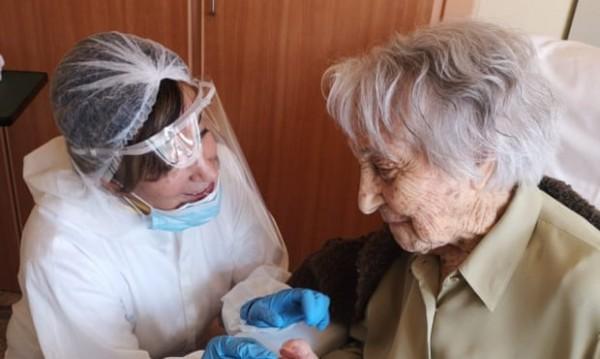 Най-възрастната жена, оцеляла от коронавируса: Трябва ни нов световен ред