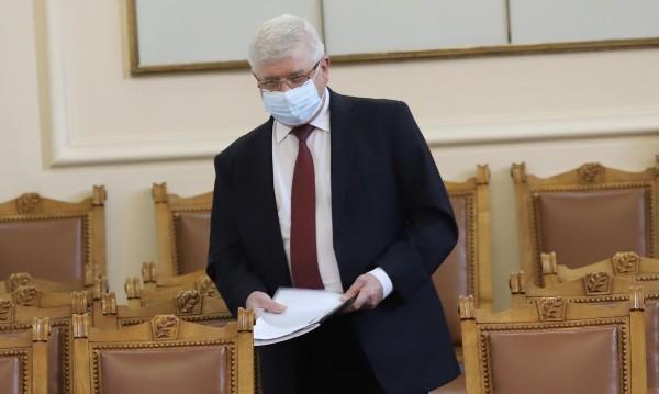 ВАС обяви за нищожна заповед на Кирил Ананиев за карантината