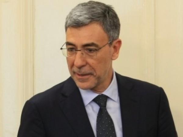 Професор Даниел Вълчев - декан на Юридическия факултет в Софийския