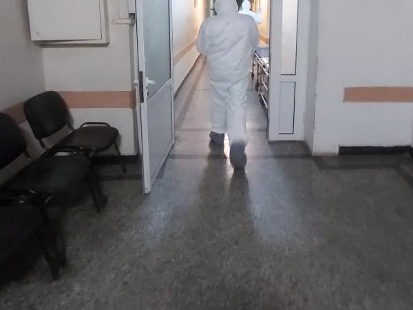 Инфекциозното отделение на областната болница в Сливен от днес отново