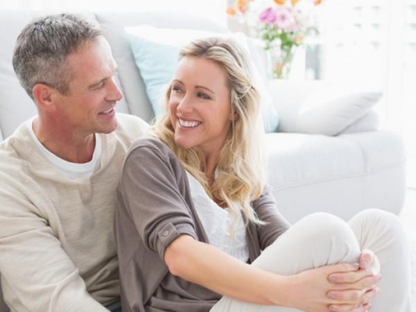 Срещите и любовта на 40 невинаги са лесни. От една
