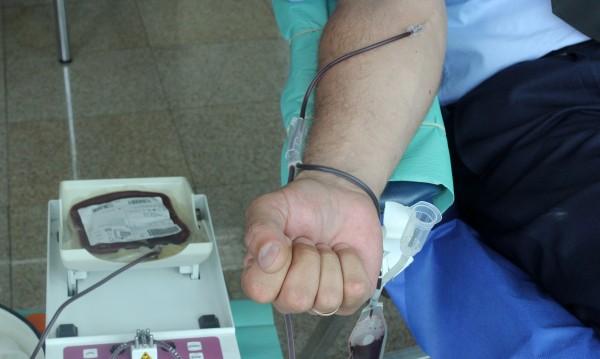 Кръводарителите се завърнаха към благородното дело