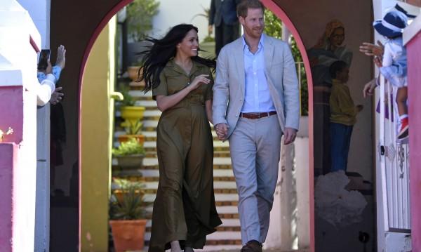 Как изглежда домът на Хари и Меган Маркъл в Ел Ей?