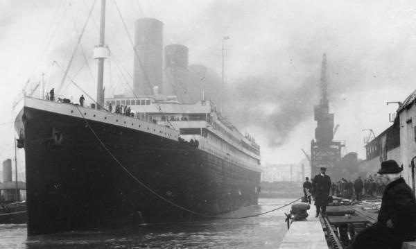 """Компания ще вади от дъното на океана телеграфа на """"Титаник"""""""