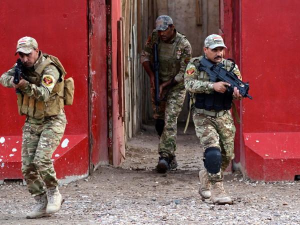 Иракските специални служби обявиха, че са арестували възможен приемник на