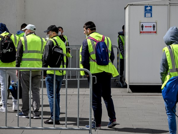 Германия забранява използването на временни работници в кланиците след бум