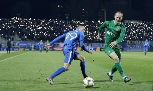 """Левски се завръща! """"Сините"""" уредиха контрола"""