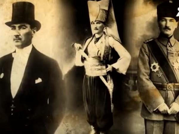 Романтичната история на бащата на турската нация Кемал Ататюрк и