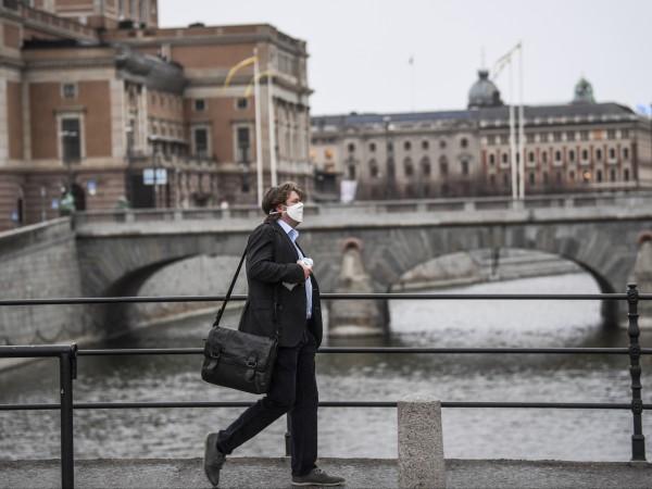 Швеция реши да предприеме съвсем различен подход към борбата с
