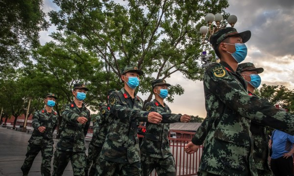 И тази година Китай увеличава военния си бюджет