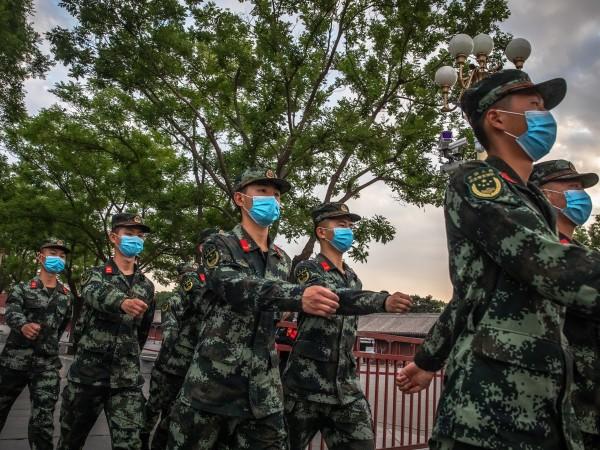 Тази година Китай ще увеличи военния си бюджет с 6,6%.