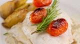 Рецептата Dnes: Риба с чери домати