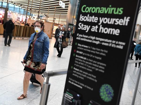 Обединеното кралство ще налага 14-дневна карантина на пътниците, пристигащи от