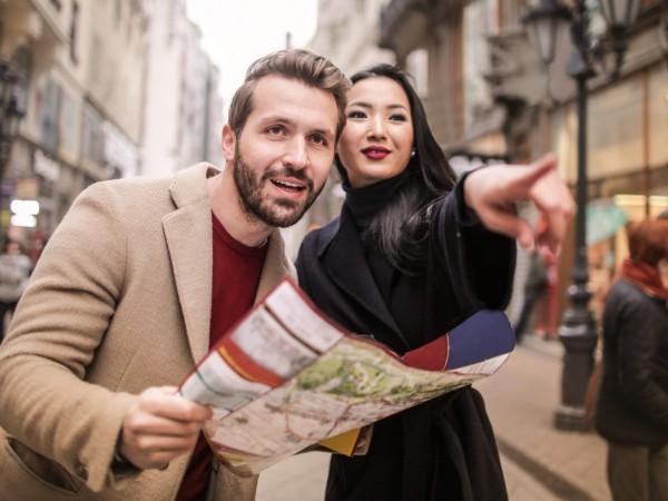 Пътуването е едно от нещата, които всички нови двойки обичат
