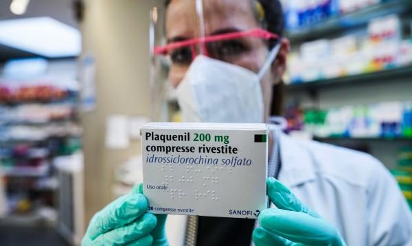 Жена приема хидроксихлорикин от 20 г., но пак се разболя от коронавирус
