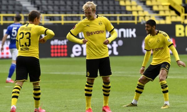Коефициентите в Ефбет сочат за нова победа на Борусия Дортмунд в Бундеслигата