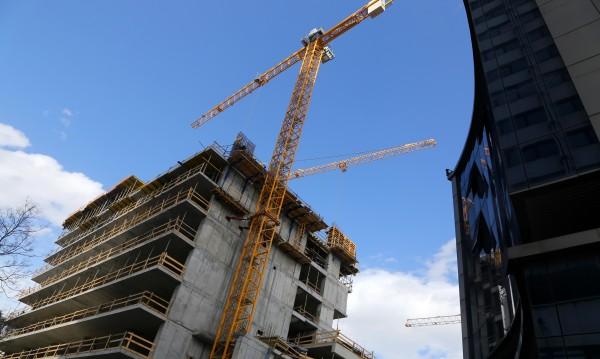 Прокуратурата сезира ДНСК за строеж на небостъргач