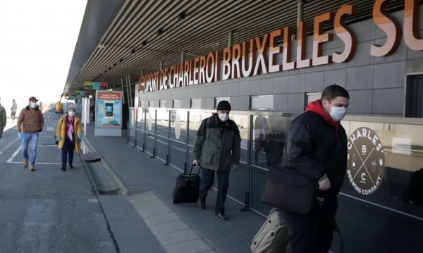 Белгия отваря летище Шарлероа от 15 юни