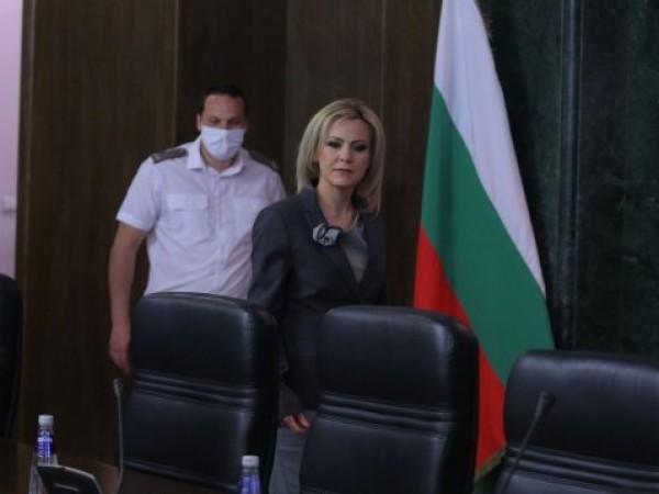Софийският военен съд остави в ареста служителя на НСО, обвинен,